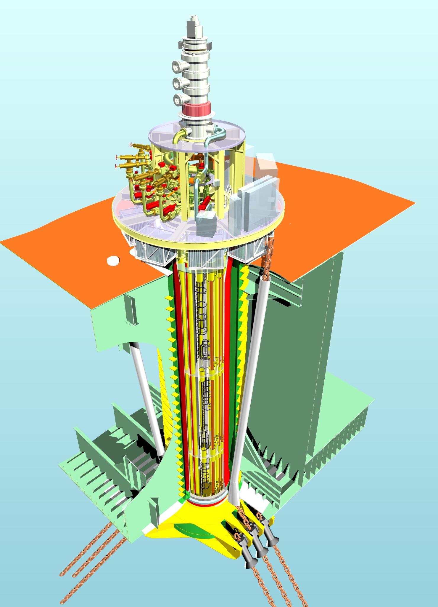 Fpso Swivel Stack Engineering 2014 2015 Dtrl Dtrl