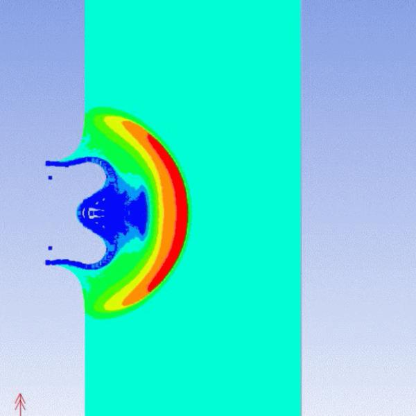 Hydrocode Hypervelocity Impact Simulations (2016)